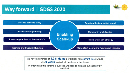 Way forward | GDGS 2020